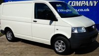 USED 2008 08 VOLKSWAGEN TRANSPORTER 1.9 T28 TDI SWB 1d 101 BHP 2008 VERY TIDY V/W TRANSPORTER T28 SWB MANUAL FULL SERVICE HISTORY 16 SERVICE STAMPS SIDE LOADING DOOR ALLOYS ELECTRIC WINDOWS NEW MOT NEEDS FOR NOTHING PLEASE COME AND VIEW