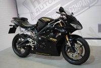 2011 TRIUMPH DAYTONA 675 675cc £5750.00