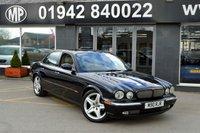 2003 JAGUAR XJ 4.2 V8 SPORT 4d 300 BHP £3995.00