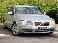 2010 VOLVO S80 2.0 D3 SE 4d AUTO 161 BHP £5500.00