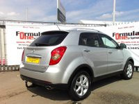 USED 2012 12 SSANGYONG KORANDO 2.0 TD EX 4x4 5dr FULL MOT+LOW MILES+VALUE