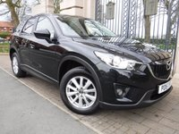 USED 2015 15 MAZDA CX-5 2.2 D SE-L LUX NAV 5d 148 BHP *** FINANCE & PART EXCHANGE WELCOME *** £ 30 ROAD TAX SAT/NAV FULL LEATHER  PARKING SENSORS BLUETOOTH PHONE ELECTRIC SUNROOF