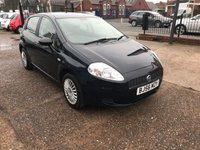 USED 2006 56 FIAT GRANDE PUNTO 1.2 ACTIVE 8V 5d 65 BHP Very Recent Cambelt and Waterpump Replacement-1.2 Petrol-5 Door-12 Months Mot