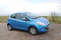 USED 2011 11 FORD KA 1.2 EDGE 3d 69 BHP