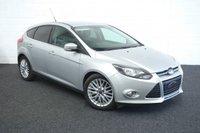 2012 FORD FOCUS 1.0 ZETEC 5d 124 BHP £6994.00