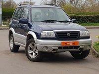 2005 SUZUKI GRAND VITARA 1.6 16V SE 3d 92 BHP £3995.00