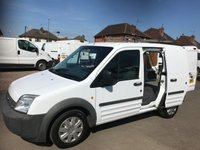 USED 2006 56 FORD TRANSIT CONNECT 1.8 T200 L SWB 75 TDCI 1d 120 BHP