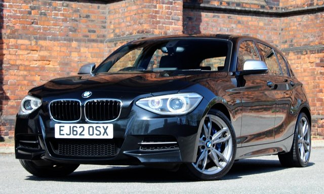 2012 62 BMW 1 SERIES 3.0 M135I 5d AUTO 316 BHP [PRO MEDIA]