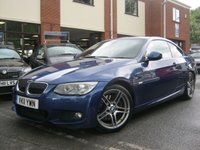 USED 2011 05 BMW 3 SERIES 3.0 325D M SPORT 2d 202 BHP