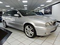 USED 2005 05 JAGUAR X-TYPE 3.0 V6 SPORT PREMIUM 231 BHP FULL HTD LTHR NAV 15 STAMPS!