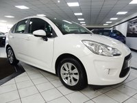 USED 2012 12 CITROEN C3 1.4 VTR PLUS PAN ROOF 6 STAMP HISTORY B/T