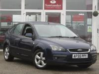 USED 2005 55 FORD FOCUS 1.8 TDCi Zetec Climate 5dr PX TO CLEAR, JUST ARRIVED!