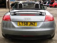 USED 2008 58 AUDI TT 2.0 TD Roadster Quattro 2dr P/X TO CLEAR FULL LEATHER FSH