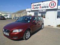 USED 2008 08 VOLVO V50 1.8 S 5d 124 BHP FROM £24 PER WEEK - SEE FINANCE LINK BELOW