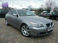 2005 BMW 5 SERIES 2.5 525D SE 4d 175 BHP £3299.00