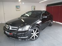 USED 2012 12 MERCEDES-BENZ C CLASS 1.8 C250 BLUEEFFICIENCY AMG SPORT 2d AUTO 202 BHP