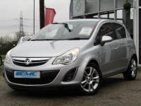 USED 2011 60 VAUXHALL CORSA 1.4 i 16v SXi 5dr FSH. LOW MILEAGE, JUST IN!