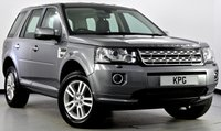 USED 2014 14 LAND ROVER FREELANDER 2 2.2 SD4 XS 4X4 5dr Auto Sat Nav, Heated Leather, DAB +