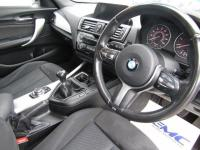 USED 2015 65 BMW 1 SERIES 2.0 120d M Sport Sports Hatch (s/s) 5dr FSH, SAT NAV, £30 TAX, JUST IN