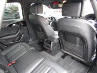 USED 2014 64 AUDI A6 3.0 BiTDi Black Edition Tiptronic Quattro 4dr FSH.SAT NAV. LEATHER. JUST IN