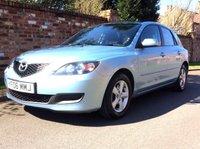 2006 MAZDA 3 1.6 TS 5d 105 BHP £1990.00