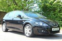 2012 SEAT LEON 1.6 CR TDI ECOMOTIVE S AC 5d 103 BHP £3450.00