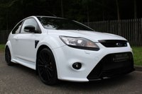 2010 FORD FOCUS 2.5 RS 3d 300 BHP £23500.00