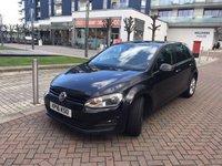2016 VOLKSWAGEN GOLF 1.6 MATCH EDITION TDI BMT DSG 5d AUTO 109 BHP £12390.00