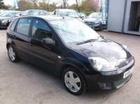 USED 2006 06 FORD FIESTA 1.4 ZETEC CLIMATE 16V 5d 80 BHP IDEAL 1ST CAR, VERY ECONOMICAL & RELIABLE, GREAT HISTORY, DRIVES SUPERBLY !!