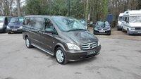 2013 MERCEDES-BENZ VITO 2.1 116 CDI AUTO NO VAT £16995.00