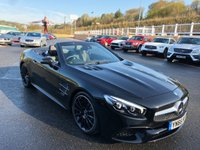 USED 2016 66 MERCEDES-BENZ SL 4.7 SL 500 AMG LINE 2d AUTO 449 BHP List £84,345 with this very high spec & under 6,000 miles