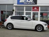 USED 2015 15 BMW 1 SERIES 1.6 116d EfficientDynamics Business Edition Sports Hatch (s/s) 5dr ZERO TAX. SAT NAV. JUST IN!