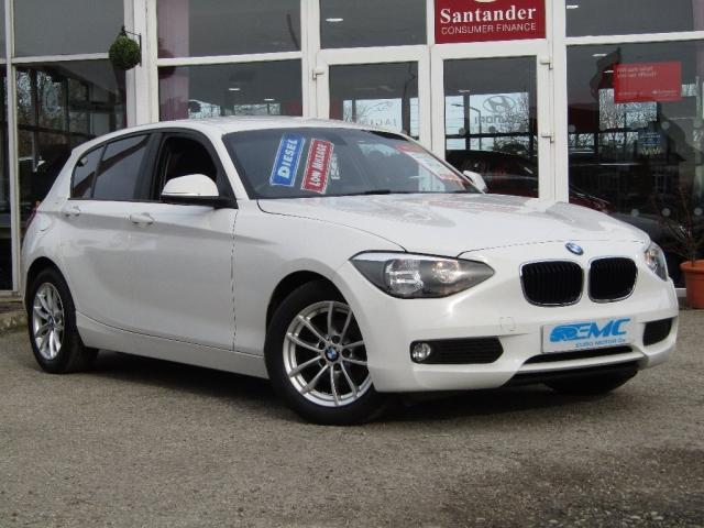 2015 15 BMW 1 SERIES 1.6 116d EfficientDynamics Business Edition Sports Hatch (s/s) 5dr