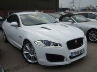2015 JAGUAR XF 5.0 V8 R 4d AUTO 510 BHP £28295.00