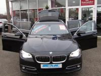 USED 2015 65 BMW 5 SERIES 2.0 520d Luxury Touring Auto 5dr FSH. PAN ROOF SAT NAV. JUST IN