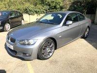2009 BMW 3 SERIES 2.0 320D M SPORT 2d 175 BHP ONLY 44K, 1 FORMER KEEPER  £9490.00