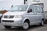 USED 2009 09 VOLKSWAGEN TRANSPORTER SHUTTLE 2.5 T30 SHUTTLE SE SWB TDI 5d AUTO 129 BHP. NO VAT ON THIS VEHICLE  Full Service History 6 Stamps,spare key,AC, 9 seats.