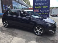 USED 2015 64 PEUGEOT 308 1.6 E-HDI ALLURE 5d 114 BHP, only 41000 miles ***GREAT FINANCE DEALS AVAILABLE***