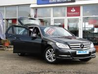 USED 2012 62 MERCEDES-BENZ C CLASS 2.1 C220 CDI SE (Executive) 7G-Tronic Plus 5dr FSH. LEATHER, SAT NAV, JUST IN