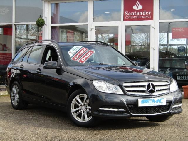 2012 62 MERCEDES-BENZ C CLASS 2.1 C220 CDI SE (Executive) 7G-Tronic Plus 5dr