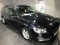 USED 2015 15 VOLVO V60 2.0 D4 BUSINESS EDITION 5d 178 BHP
