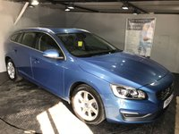 USED 2015 64 VOLVO V60 2.0 D4 SE LUX 5d 178 BHP
