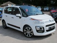 2015 CITROEN C3 PICASSO 1.6 PICASSO SELECTION HDI 5d 91 BHP £7790.00