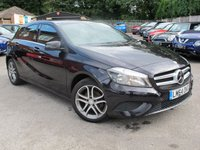 2015 MERCEDES-BENZ A CLASS 1.5 A180 CDI BLUEEFFICIENCY SPORT 5d 109 BHP £12299.00