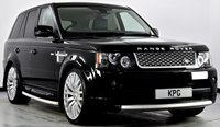 USED 2012 62 LAND ROVER RANGE ROVER SPORT 3.0 SD V6 Autobiography Sport 4X4 5dr Auto [8] Massive Spec, Stunning Example