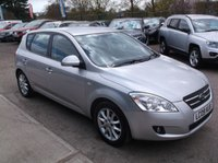 USED 2009 09 KIA CEED 1.6 LS 5d 121 BHP AFFORDABLE FAMILY CAR IN EXCELLENT CONDITION, DRIVES SUPERBLY !!