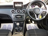 USED 2015 15 MERCEDES-BENZ A CLASS 1.5 A180 CDI BLUEEFFICIENCY SPORT 5d 109 BHP **SAT NAV** ** SAT NAV * CAMERA * 1 OWNER **