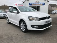 2013 VOLKSWAGEN POLO 1.2 MATCH EDITION 5d 59 BHP £7250.00
