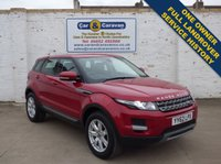 USED 2012 62 LAND ROVER RANGE ROVER EVOQUE 2.2 SD4 PURE 5d 190 BHP 1 Owner Full LandRover History 0% Deposit Finance Available