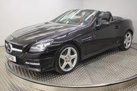 2011 MERCEDES-BENZ SLK 1.8 SLK250 BLUEEFFICIENCY AMG SPORT 2d AUTO 204 BHP £13494.00